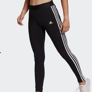 Adidas Loungewear Essentials 3 Stripes Leggings